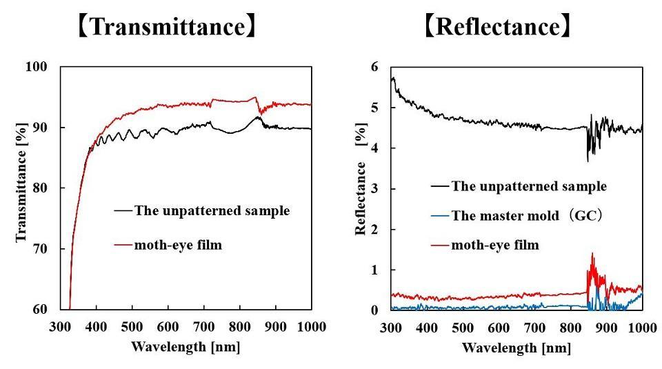Nature-Inspired Design: Mimicking Moth Eyes to Produce Transparent Anti-Reflective Coatings