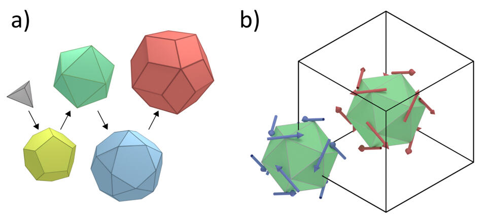 ※Quasicrystal-clear: Material Reveals Unique Shifting Surface Structure under Microscope