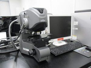形状測定レーザーマイクロスコープ