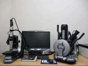 ウェアラブルセンサ開発用高度制度界面観察システム