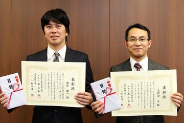 優れた研究業績を挙げた教員を表彰 −東京理科大学優秀研究者賞−01