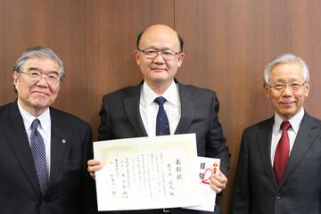 優れた研究業績を挙げた教員を表彰 −東京理科大学優秀研究者賞−02
