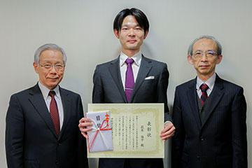 優れた研究業績を挙げた教員を表彰 −東京理科大学優秀研究者賞−04