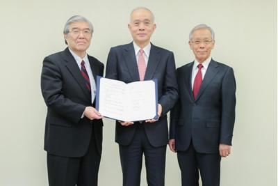 東京理科大学と産業技術総合研究所が教育および研究の推進に係る包括協定を締結