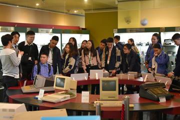 外務省主催「JENESYS2018」で来日したモンゴル訪日団31名が本学に来校05