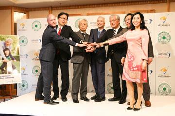 ヤンセンファーマ株式会社、東京大学センター・オブ・イノベーション 自分で守る健康社会拠点、東京理科大学研究推進機構総合研究院が包括連携協定を締結