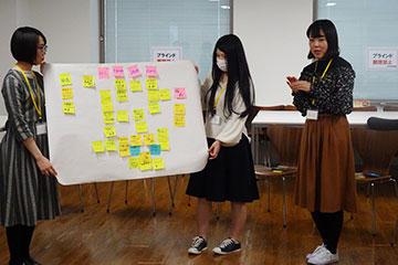 女子学生イノベーションBootcampを開催01