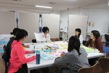 女子学生イノベーションBootcampを開催02