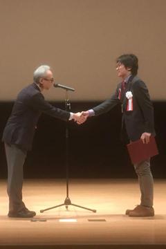 本学研究員が2019年度日本草地学会大会において日本草地学会優秀若手発表賞を受賞