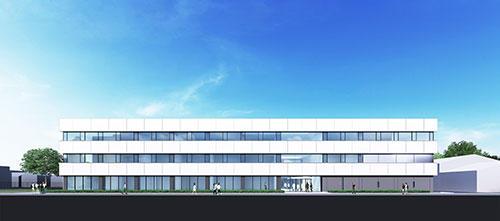 野田キャンパスにおいて新実験棟新築工事に係る地鎮祭を開催05