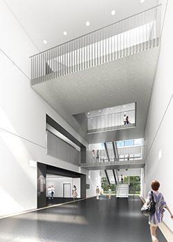 野田キャンパスにおいて新実験棟新築工事に係る地鎮祭を開催07