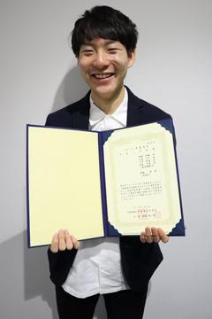 本学大学院生らが日本農芸化学会2019年度大会において優秀発表・トピックス賞を受賞01_トピックス賞:長田 和樹さん