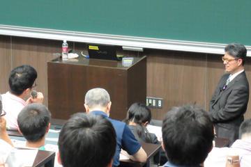 第2回坊っちゃん講座「高等学校の