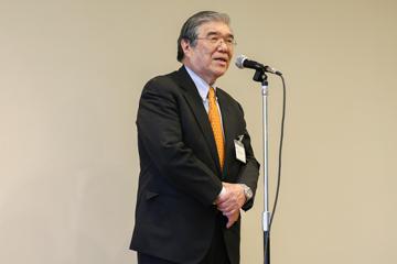 東京理科大学維持会 募金顕彰の会を開催01