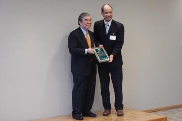 東京理科大学維持会 募金顕彰の会を開催06