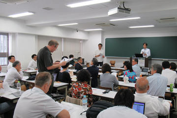 教養教育センター主催第2回セミナー「理工系の教養教育についてー早稲田大学のケース」を開催(6/1・開催報告)_04