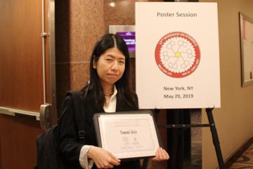 本学教員がTHE 22ND VITAMIN D WORKSHOPにおいてElsevier Poster Awardsを受賞