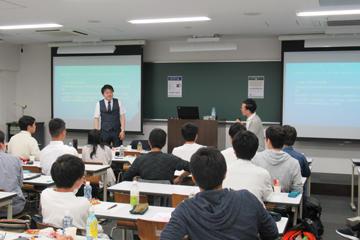 教育支援機構 教養教育センター セミナー「知のフロンティア」第3回を開催(6/10・開催報告)_01