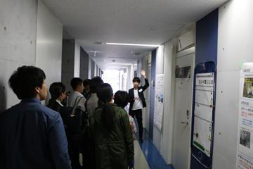「理学部第一部応用物理学科オープンラボ」を開催(6/9・開催報告)_01