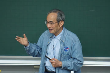 宇宙教育プログラム 2019年度開講式、オープニングセッション、講演を開催(6/30・開催報告) 03