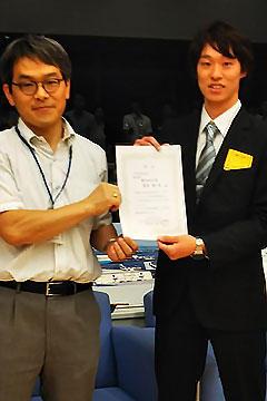 本学大学院生らが医用高分子学会において第48回医用高分子シンポジウム 学生奨励発表 最優秀・優秀賞を受賞_02