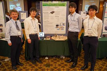 本学学生らがThe Korean Institute of Power Electronicsにおいて、特別賞を受賞01
