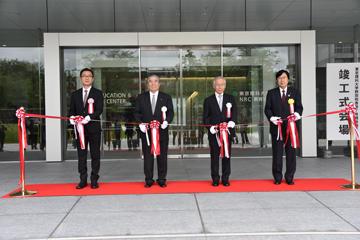 野田キャンパス7号館NRC教育研究センター竣工式を開催(7/11)_02