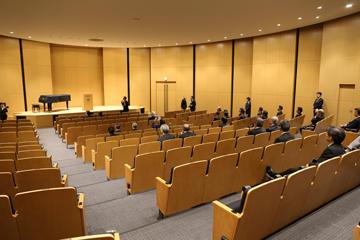 野田キャンパス7号館NRC教育研究センター竣工式を開催(7/11)_09