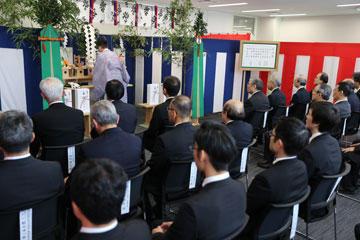 野田キャンパス7号館NRC教育研究センター竣工式を開催(7/11)_11