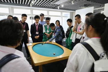 50 High School Students from China Visited TUS under JST-sponsored