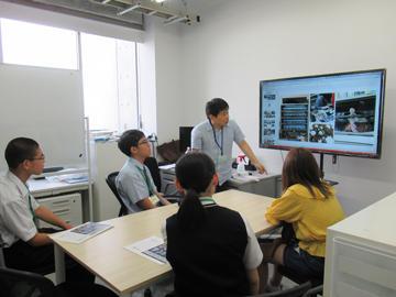 「高校生のためのサイエンスプログラム-あなたも1日大学生-」を開催(8/31・開催報告)_宮川研究室①