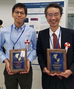 本学教員が日本植物形態学会において、平瀬賞を受賞
