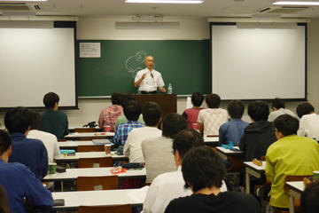 セミナー「知のフロンティア」第5回を開催(9/20)
