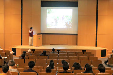 Experts from India and Japan Discuss the Current State of Environmental Heritage Surrounding Water (10/18 Symposium Report)