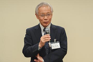 募金感謝の会を開催(11/1・開催報告)