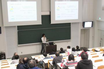 第8回坊っちゃん講座「ナノの世界を見る!プローブ顕微鏡の話」開催報告