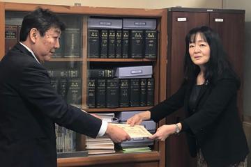 本学教員が新宿区教育委員会より表彰_02