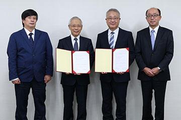 東京理科大学と富士見中学校高等学校が教育に係る連携協定を締結