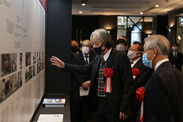 「二村記念館 近代科学資料館」リニューアルに係る開所式を開催