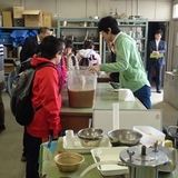 本学と野田市教育委員会とのパートナーシップ協定に基づく連携事業「研究室訪問」を実施