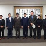 中国/深セン大学からの訪問団が本学を来訪