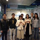 JST主催「さくらサイエンスプランB」により中国・西安交通大学から5名の訪問団を迎え交流プログラムを実施