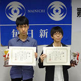 本学学生らが第63回全日本学生本因坊決定戦にて決勝戦に進出